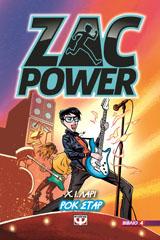 Zac Power 4 - Ροκ Σταρ